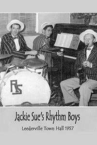 Jack Sue's Rhythm Boys!